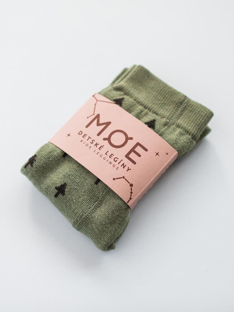 Legíny Zelené šípky Moe