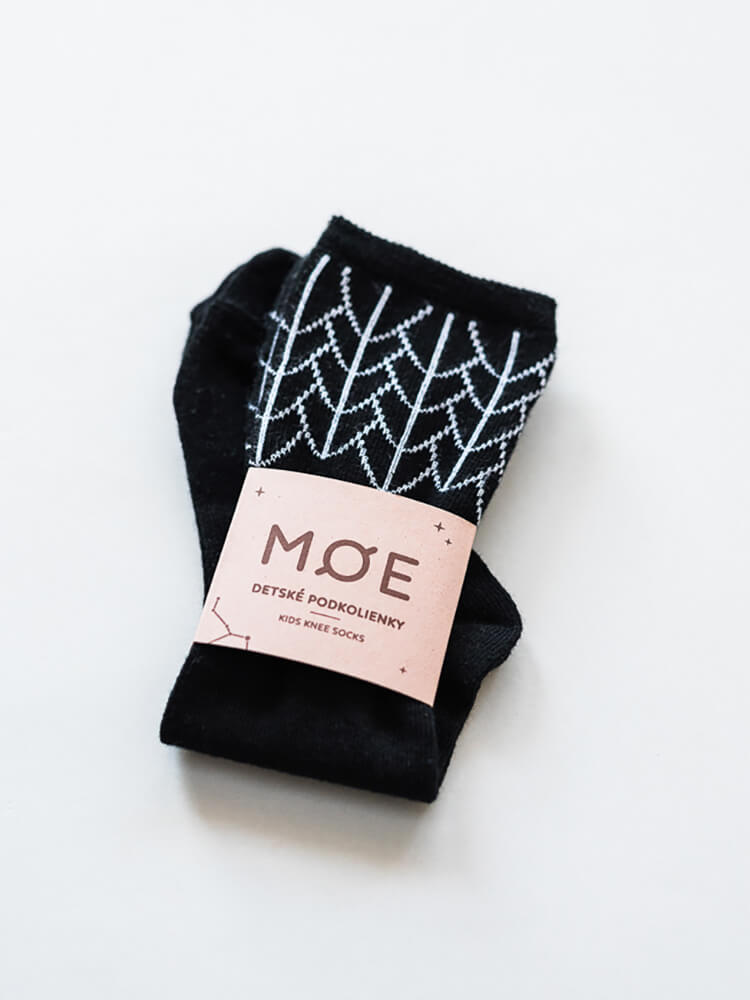 Podkolienky Lupene Moe
