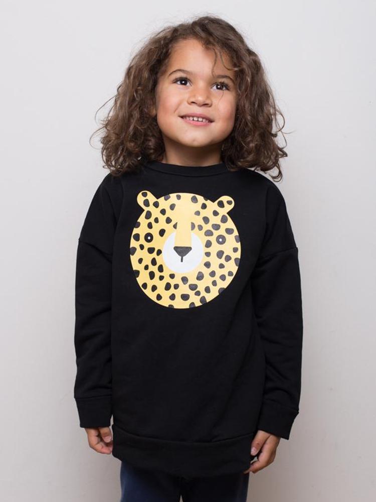 Mikina svietiaca Gepard Lemur