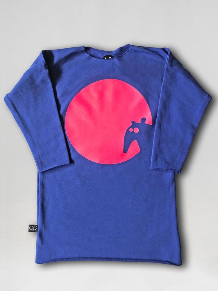 Šaty svietiace Tapír Lemur